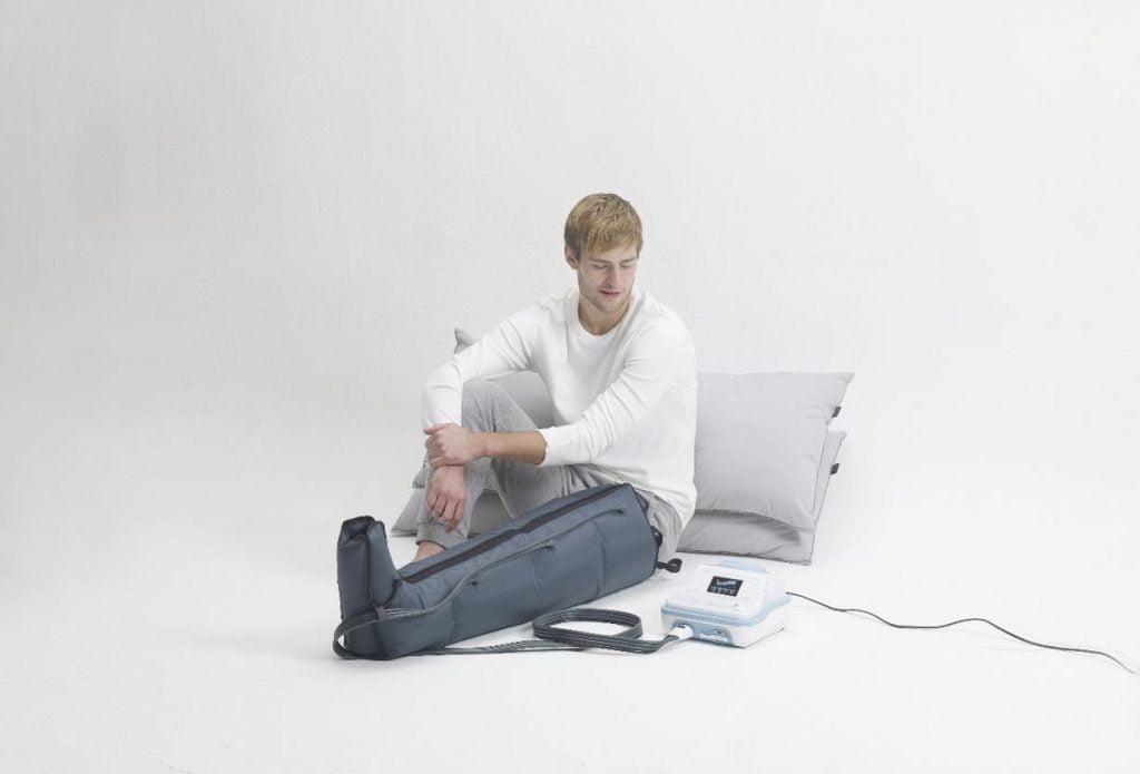 Spezialisierte Lymphdrainage Geräte