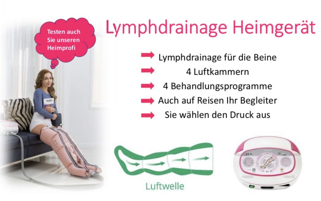 Lymphdrainage Heimprofi