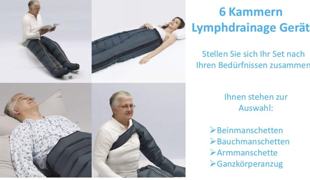 Lymphdrainage Set selbst zusammenstellen