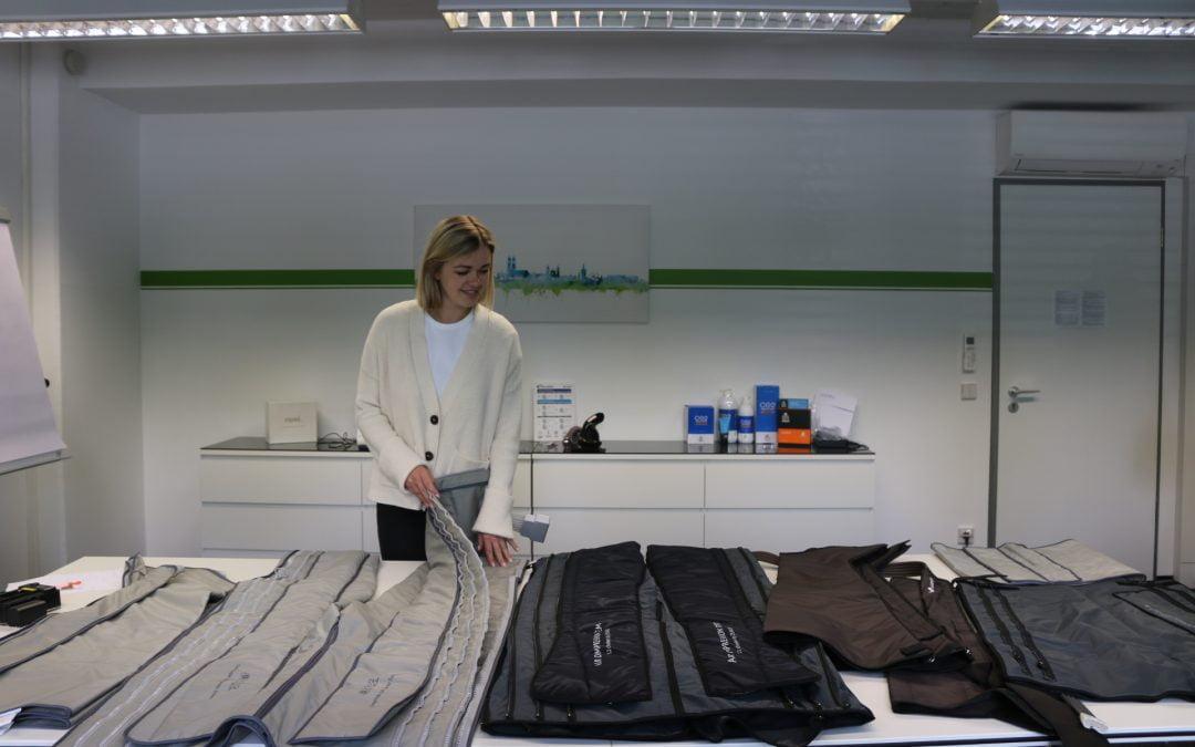 Lymphdrainage Geräte kaufen vom Profi aus München
